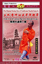 Shaolin South House Big Arm-through Fist II