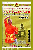 Shaolin Small Arm-through Fist I