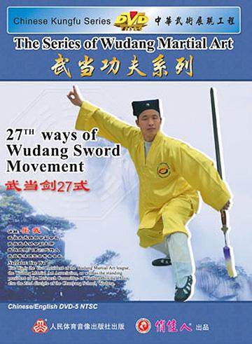 27-form Wudang Sword