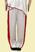 Kung Fu Pants w/ Wide Side Stripe (CM)