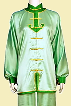 Mandarin Collar Ruyi Applique Kung Fu Jacket/Shirt (CM)
