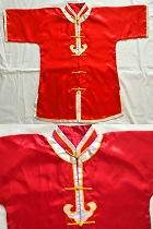 Women Ruyi Applique Kung Fu Shirt (CM)