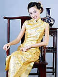 Long-length Qipao (CM)