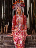 Qun Gua | Archaic Skirt Suits