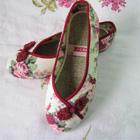 Flat Heel Calabash Knot Shoes (RM)