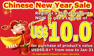 2018 Chinese New Year Sale